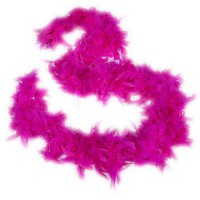Feather Boa (Hot Pink)