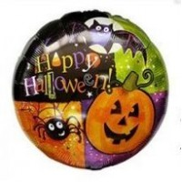 Halloween Fun Foil Balloon