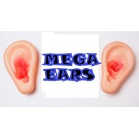Halloween Mega Ears ( Set of 2)