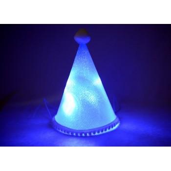 LED Blue Cap