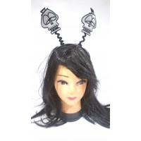 Skull Hair Band