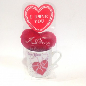 Small Cup With Heart