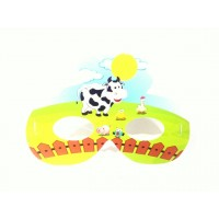 Farm Theme Paper Eyemasks