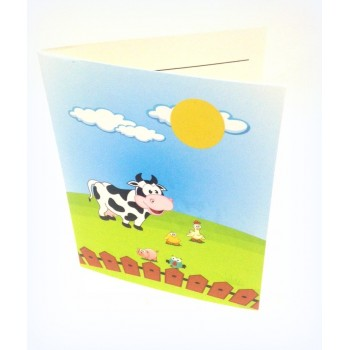 Farm Theme Invites