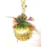 Golden Ball Decor