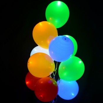 LED Balloons (Pack of 5)