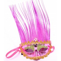 Pink Long Eye Mask