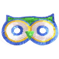 Owl Eye Masks