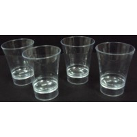 Shot Glass Disposable (Pack of 12)