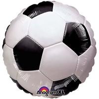 Soccer Foil Balloons