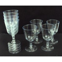Wine Glasses (Small) (8 Pcs)