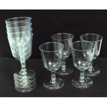 Wine Glasses Small (Pack of 8 Pcs)