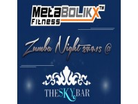 MetaBOLIKX Fitness Zumba Night 24.9.15 @ THE SKY BAR