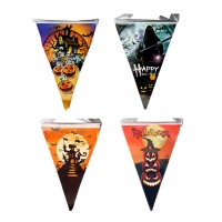 Assorted Halloween Paper Dangler