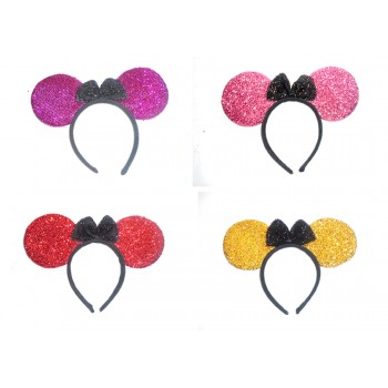 Assorted Cute Mini Style Foam Hairband