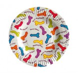 Paper Plates (Pack of 8)