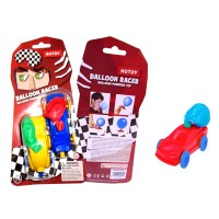 Balloon Car Racer Toy (Set of 2)