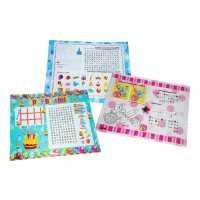 Assorted Color Birthday Party Puzzle Game