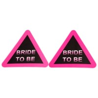 Bride to be Badges