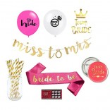 Bride To Be Party 51 Pcs Kit