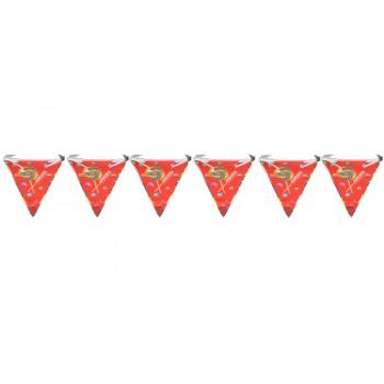 Candy Theme Paper Buntings