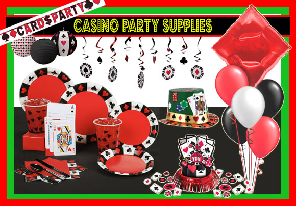Casino party supplies india