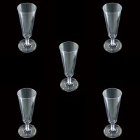 Champagne Glasses (Pack of 5 Pcs)