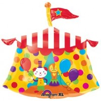 Circus Tent Supershape Balloon