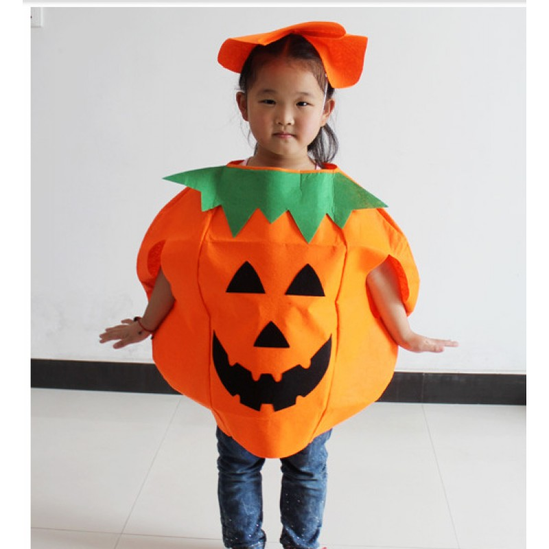 sc 1 st  MyPartyShopOnline & Cute Pumpkin Costume For Kids