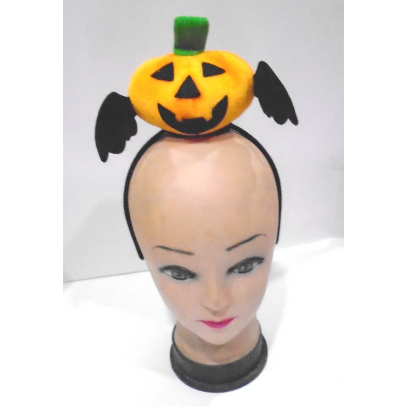 sc 1 st  MyPartyShopOnline & Cute Pumpkin Hairband