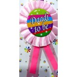 Baby Shower Daadi To Be Badge