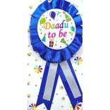 Baby Shower Daadu To Be Badge
