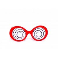 Red Zing Eye Glasses