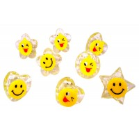 Emoji Led Big Rings (Pack of 1)