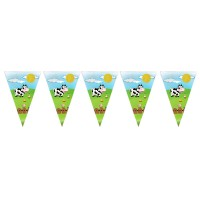Farm Theme Paper Dangler