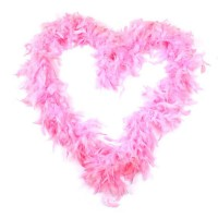 Feather Boa (Pink)