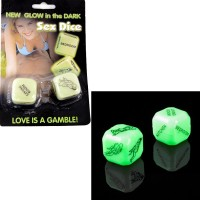 Glow Love Dice Game