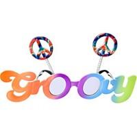 Groovy Printed Eye Glass