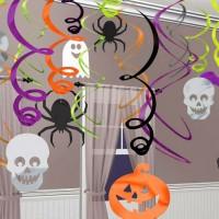 Halloween Swirl