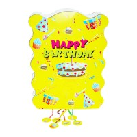Happy Birthday Theme Assorted Design Khoi Bag