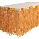 Hawaiian Party Decor Frill