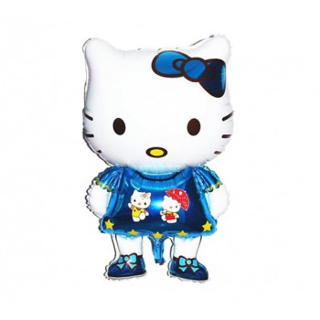 Hello Kitty For Boys Foil Balloons