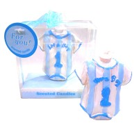 It's A Boy 1st Birthday Scented Candle
