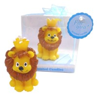 Jungle Lion Scented Candle