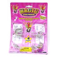 Magic Steel Puzzles