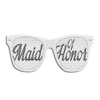 Maid of Honor Pinhole Eye Glasses