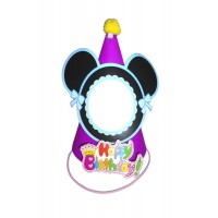 Mickey Theme Personalization Cap