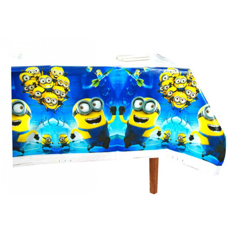 sc 1 st  Party Themes \u0026 Decorations Supplies & Minions Theme Table Cover
