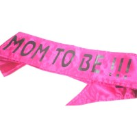 Mom To Be Sash - My Party Shop