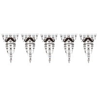 Moustache Theme Paper Dangler